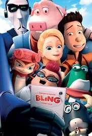 Animationsfilm: Bling (HD) kostenlos bei Google Play (US)