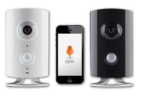 Cyberport @eBay - Piper All-in-One Alarmanlage - Kamera - Z-Wave