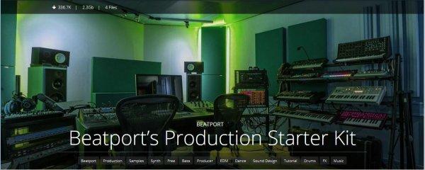 Bundle mit royalty free Samples und Production Tutorials