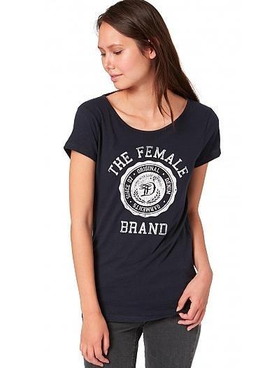 [Tom Tailor] heute kostenloser Versand, damit z.B. Damen T-Shirt aus 100% Baumwolle (XS-L) für 6,96€ statt 10€