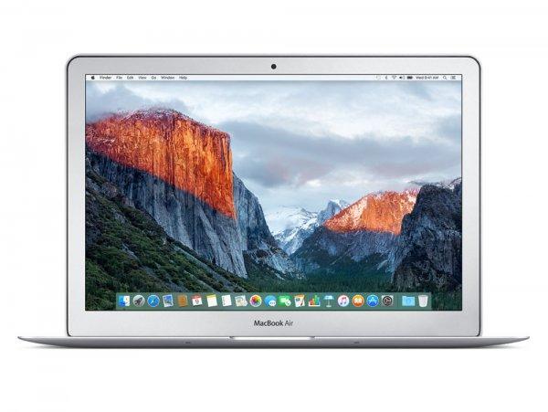 "Apple MacBook Air 13"", 1,6 GHz, 128 GB SSD, 4 GB RAM @Ebay WOW für 849€"