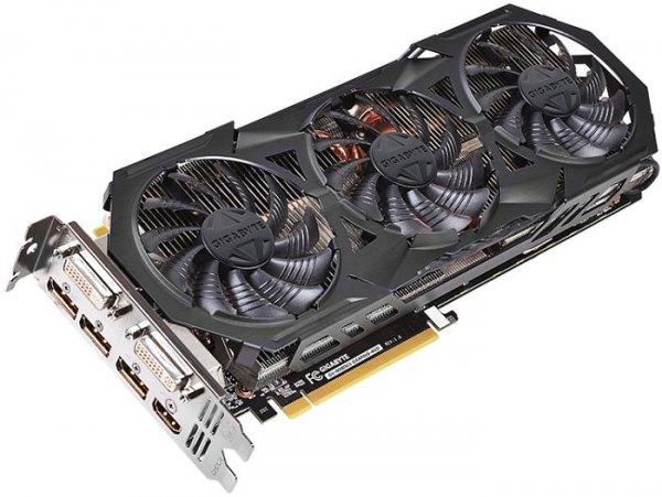 Gigabyte GTX 980 Windforce 3X OC 4GB / (non-ti)