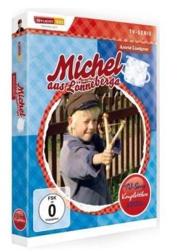 [buch.de] Michel aus Lönneberga - TV-Serie Komplettbox 3 DVD's + Kinderheft für 17,14€ inkl VSK statt 19,97€