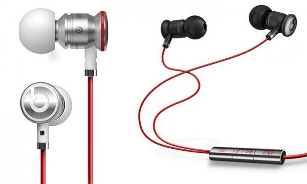 GROUPON Monster Beats by Dr. Dre urBeats In-Ear-Kopfhörer in Schwarz oder Weiß, normal 32.99 - mit Gutschein 12.99