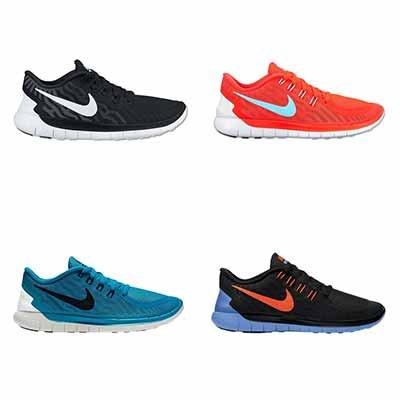 Wieder da: Nike Free 5.0 für 69,99 € inkl. Versand @my-sportswear.de