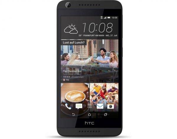 [CarbonPhone Shop] HTC Desire 626 Dark Gray LTE Android 5.1 Prozessor: 1,2GHz Quad-Core 5 Zoll , HD 1.280 x 720 Pixel RAM: 2GB Speicherkapazität: 16GB - Demoware -