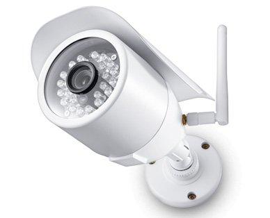 Aldi Süd: Outdoor HD IP-Überwachungskamera MAGINON IPC-25 HDC für 69,99