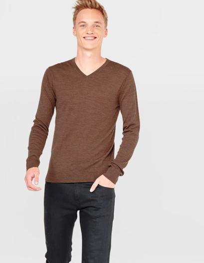 [WE Fashion] gratis Versand + 70% im Sale + 50% Rabatt auf die 2. Jeans + 10€ Newsletterrabatt (MBW: 50€), z.B. Herren Merinopullover für 20€ statt 39,99€