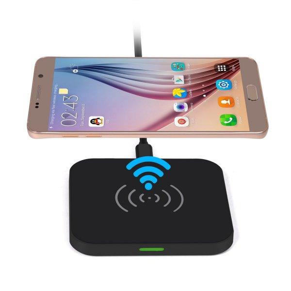 [Amazon] QI Wireless Schnellladegerät 5V/2A
