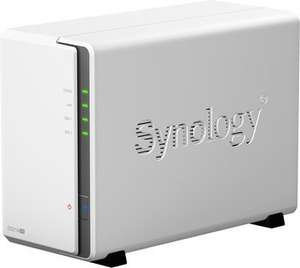 [NBB] Synology DiskStation DS214se NAS (2-Bay) für 110€
