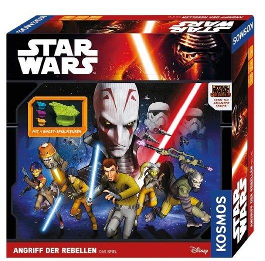(Amazon Plus) KOSMOS Star Wars 697624 Rebels - Angriff der Rebellen   >50% günstiger!