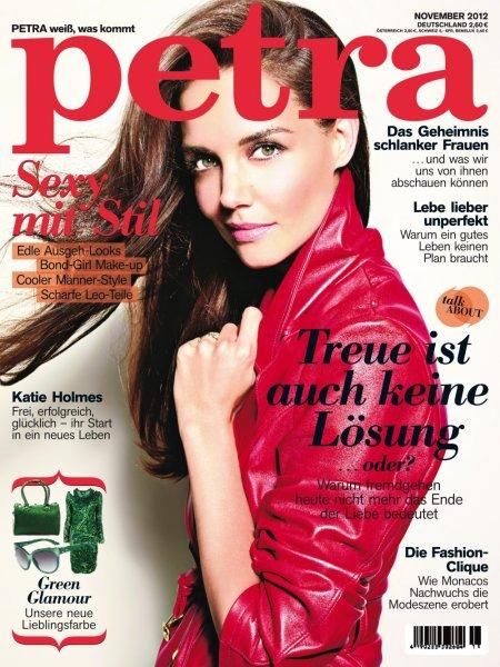 3 x Zeitschrift Petra plus Tangle Teezer Original statt 18,45