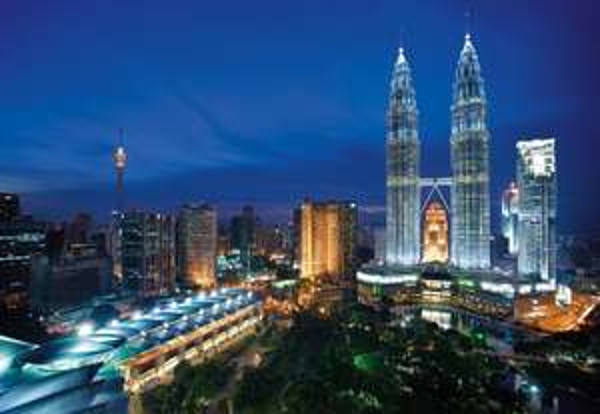 [April - Juni, September] Hin- und Rückflüge von Frankfurt nach Kuala Lumpur (ab 418€), Bangkok (ab 423€), Singapur (ab 425€)
