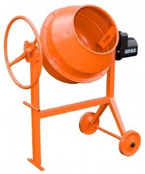 [Globus-Baumarkt]  ATIKA-Betonmischer Mix 130 Trommelinhalt 125 Liter (7 Jahre Globus-Garantie) für 159 Euro