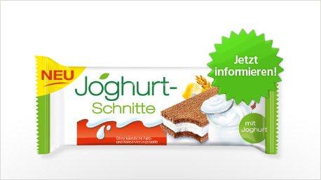 [Lokal?] Kaufland Göttingen - Neue Joghurt Milchschnitte