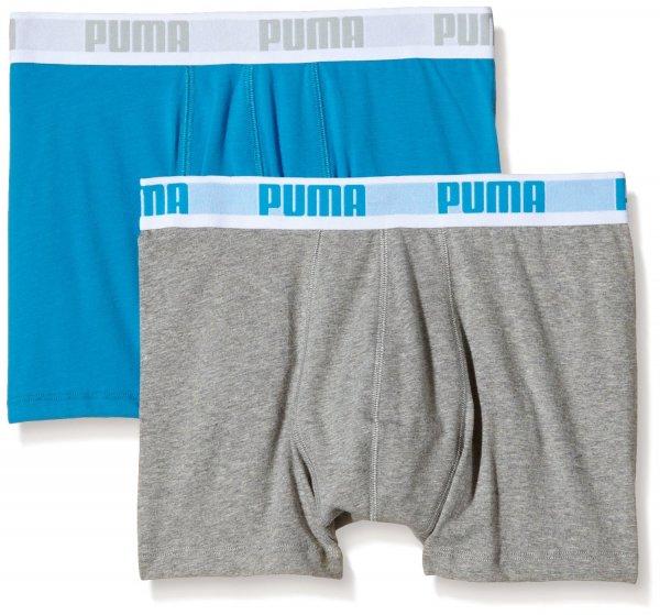 [Amazon Prime] PUMA Herren Boxershorts Basic 2er Pack für 6,06€