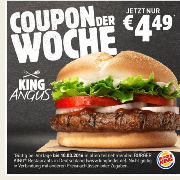 King Angus für 4,49€