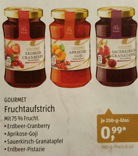 ALDI SÜD, GOURMET Fruchtaufstrich