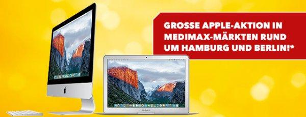 Große Apple Aktion zB. MacBook MD101D/A + EarPods