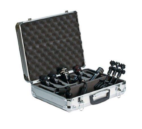 *VORBEI**PREISFEHLER* (amazon.fr) Audix DP-5-A Mikrofon-Zusammenstellung für Drum-Sets mit 5 Mikrofonen und Zubehör