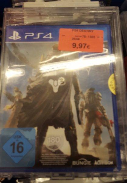 Destiny für PS4 für 9,97€ im Toys'r'Us Aschaffenburg