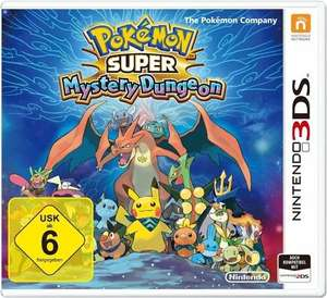 Pokémon Super Mystery Dungeon 3DS @ buecher.de