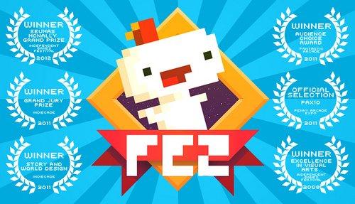 [PS Store] FEZ für PS4/Vita