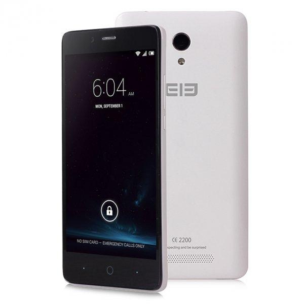 [Geekvida] Elephone P6000 Pro LTE + Dual-SIM (5'' HD IPS, MT6753 Octacore, 3GB RAM, 16GB intern, 2700 mAh, Android 5.1) mit Versand aus DE und LTE-Band 20 (800 MHz) für 94,99€