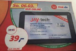 "[Real] 7"" Tablet von jay-tech"