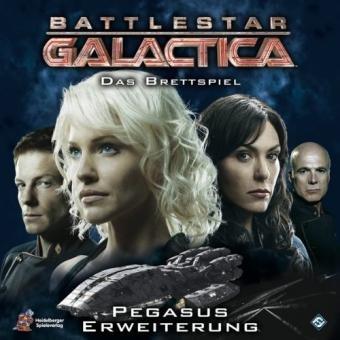 Battlestar Galactica Pegasus Erweiterung @Thalia für 22,94 € (auch das Grundspiel relativ günstig)