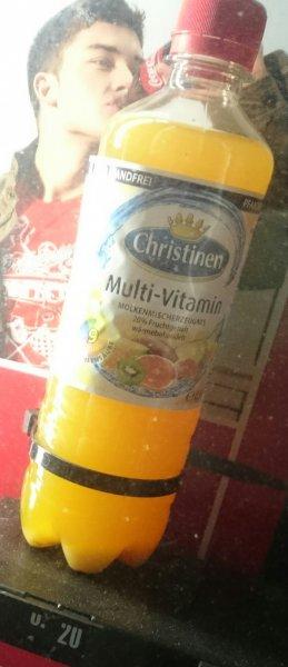 [Hamm Hbf] Christinen Multi-Vitamin Saft 0,5l für 0,20€
