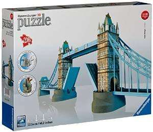 @amazon UK Ravensburger London Tower Bridge für knapp 21€