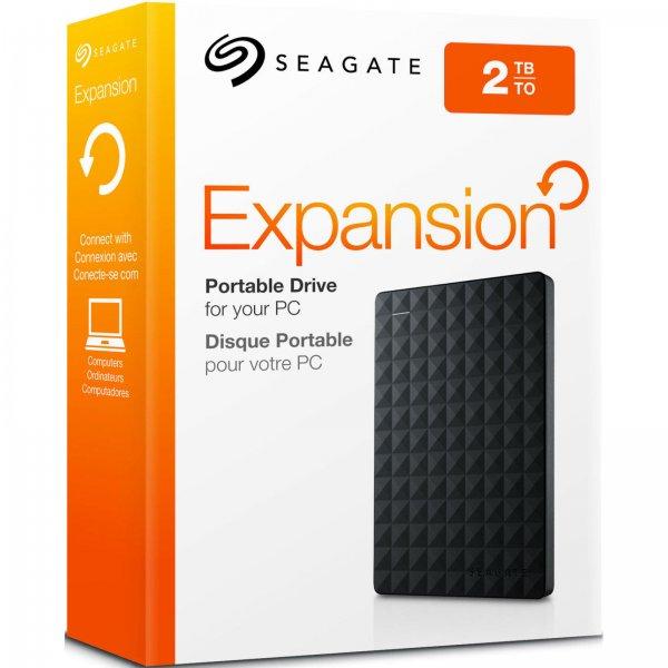 @eBay SEAGATE STEA2000400 Expansion Portable 2 TB 2.5 Zoll extern 69 Euro