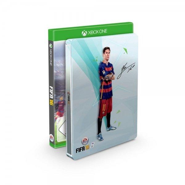 [Amazon.co.uk] Fifa 16 (Steelbook) (Xbox One) für 27,59€