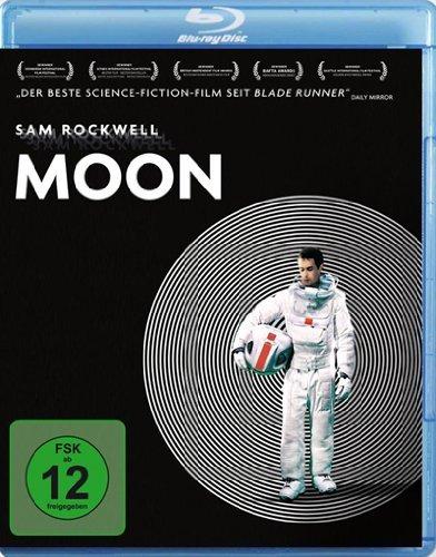 Moon [Blu-ray] für 4,97 € > [amazon.de] > Prime