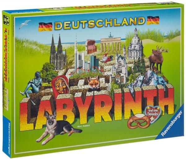 Ravensburger™ - Deutschland Labyrinth für €15.- [@Real.de]