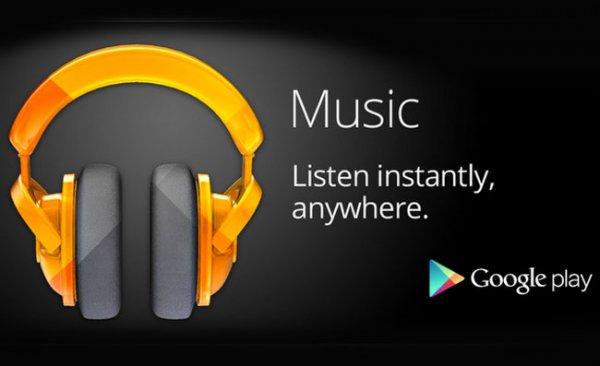 Google Play Musik 3 Monate gratis statt 30€