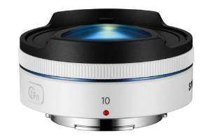 [Schweiz] Samsung Ojektiv NX Series iLens 10mm F3.5 Weiss