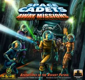 Space Cadets: Away Missions Brettspiel