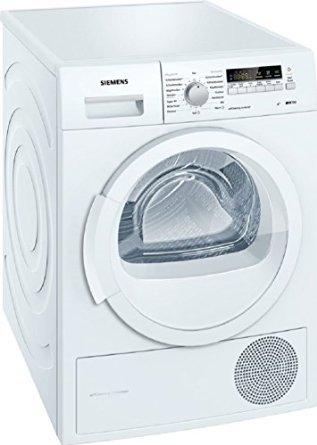 479€ / Siemens WT46W261 Weiß iQ700 Wärmepumpentrockner, A++, 8 kg