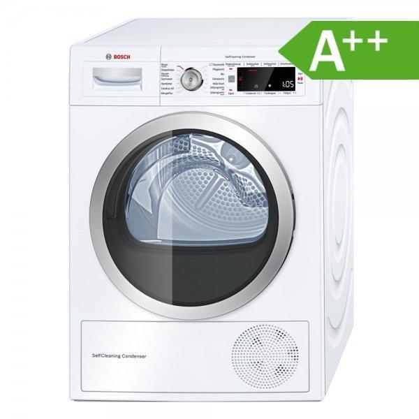 [ebay] Bosch WTW8756A, EEK A++, Wärmepumpentrockner, 8kg, Display  549€