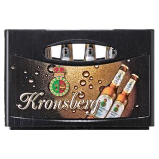 Kronsberg Pils (24x0,33) Kiste für 4,99 ab Montag bei Real