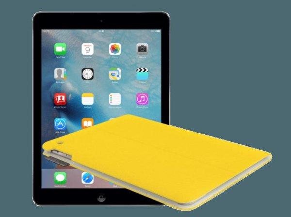 Apple iPad Air 32GB WiFi Space Gray/silber + logitech case (hülle)