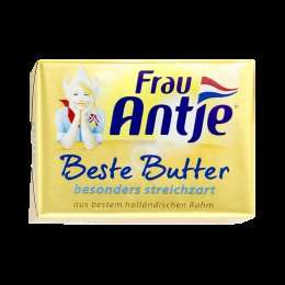 [Hit]  Frau Antje Butter besonders streichzart 250gr für 0,88€ statt 1,69€