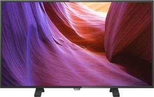 [NBB] Philips 49PUT4900 LED TV (49'' UHD LED, 400Hz, 300 cd/m², Dual Tuner, CI+, 3x HDMI + 2x USB + Scart, USB-Wiedergabe, VESA, EEK A) für 455,99€