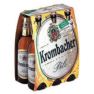 6er Pack Krombacher 0,5l  2,25 € *offline*@ Lemmi-Markt in Hamm ,hochgerechnet auf 20er Kasten 7,50 €