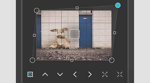 iOS-App SKEW Bildbearbeitung (u.a. zum begradigen von Fotos) nur heute gratis (statt 0,99 €)
