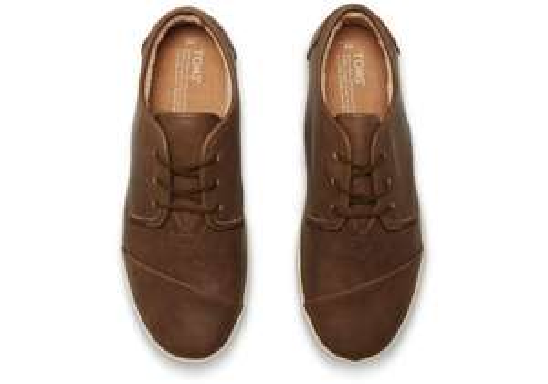 Toms Shoes Paseos für 39,95€ @ Schuhdealer - eleganter Winterschuh