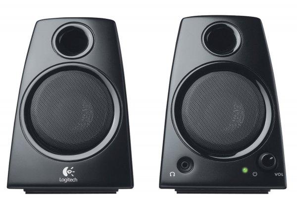 "Logitech™ - 2.0 Stereo-Lautsprechersystem ""Z130"" (5W RMS) [B-Ware] ab €11,64 [@Allyouneed.com]"