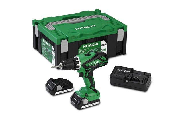 """[Redcoon] 20% auf """"Reparatur und Werkzeug"""" - z.B. Hitachi DS18DJL Akku-Bohrschrauber inkl. Koffer + 2 Akkus 1.5Ah für 135,20€ und weiteres Werkzeug"""